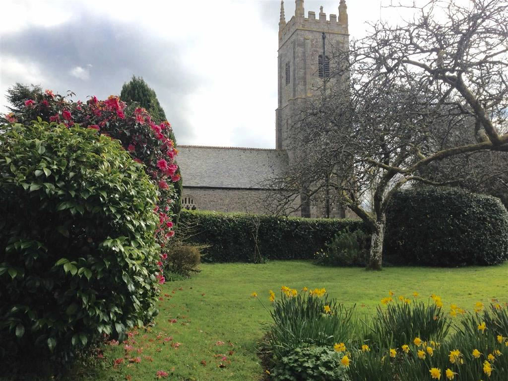 Broadwoodkelly All Hallows church